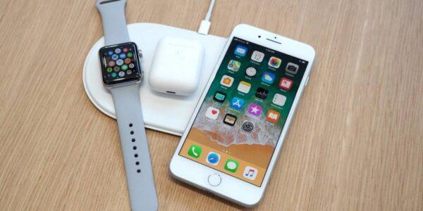 Apple по слухам готовит беспроводную зарядку AirPower