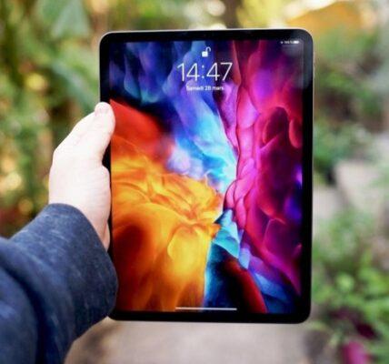 Новый iPad Pro полностью отключает микрофон
