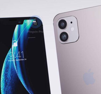 Серия iPhone 12 состоит из четырех моделей